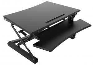 Height Adjustable Desktop Platform