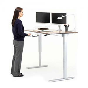 Height Adjustable Desk (2)