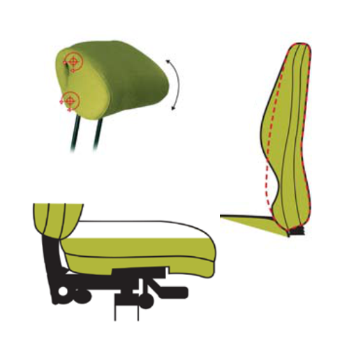 Adapt Chair Modifications